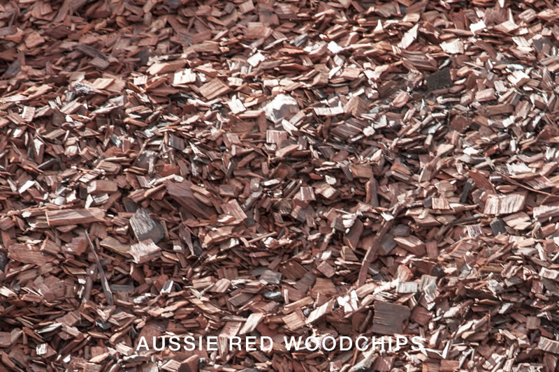 Aussie Red Woodchips