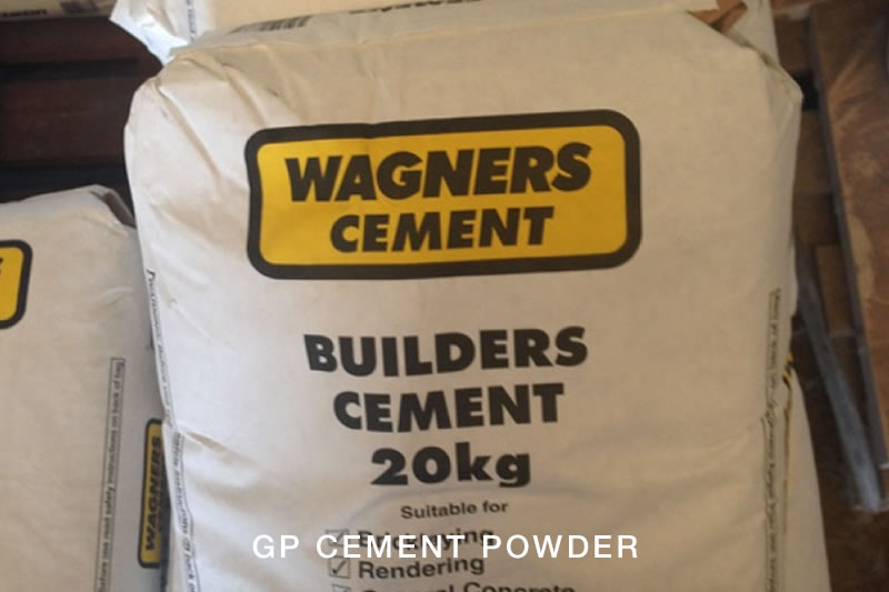 GP Cement Powder