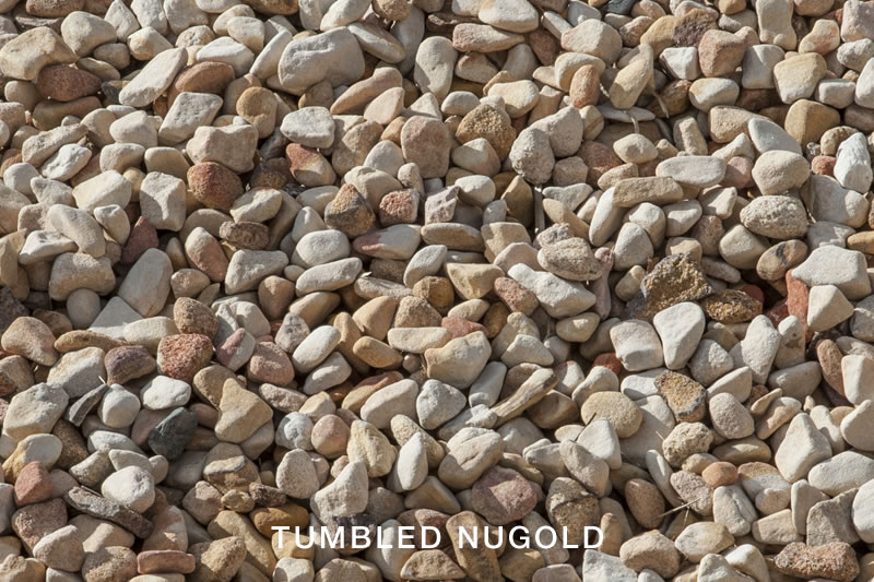 Tumbled Nugold